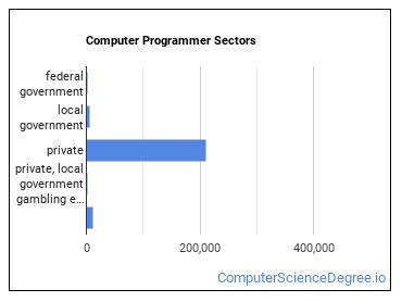 Computer Programmer Sectors
