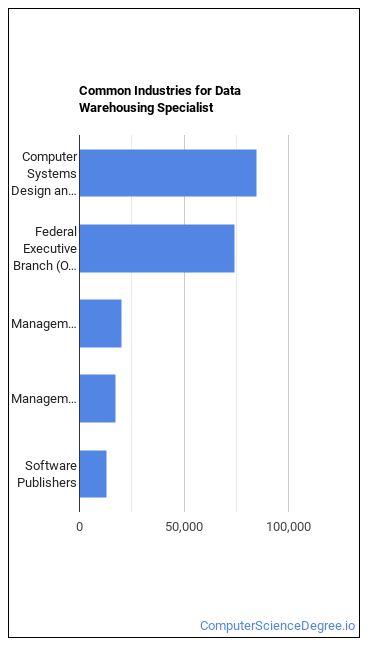 Data Warehousing Specialist Industries
