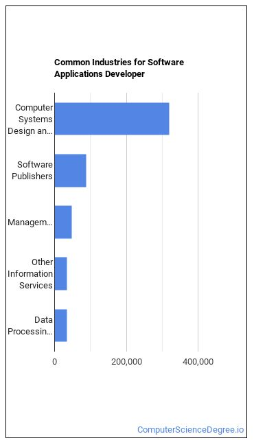 Software Applications Developer Industries