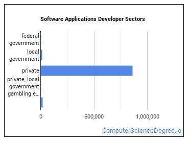 Software Applications Developer Sectors