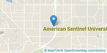 Location of American Sentinel University