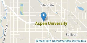 Location of Aspen University