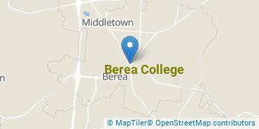 Location of Berea College