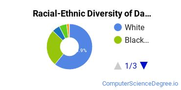 Racial-Ethnic Diversity of Danville Community College Undergraduate Students