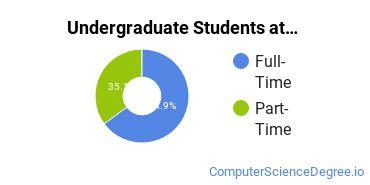 Full-Time vs. Part-Time Undergraduate Students at  Faulkner