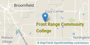 Location of Front Range Community College