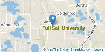 Location of Full Sail University