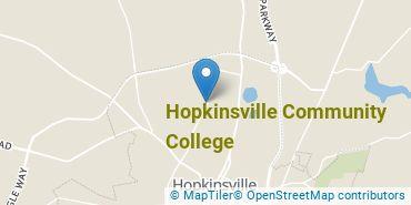 Location of Hopkinsville Community College