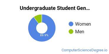 Undergraduate Student Gender Diversity at  IBMC