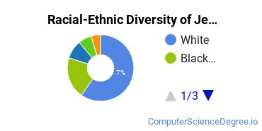 Racial-Ethnic Diversity of Jefferson Community and Technical College Undergraduate Students