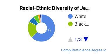 Racial-Ethnic Diversity of Jeff State Undergraduate Students