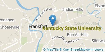 Location of Kentucky State University