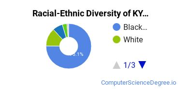 Racial-Ethnic Diversity of KY State Undergraduate Students