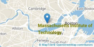 Location of Massachusetts Institute of Technology
