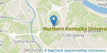Location of Northern Kentucky University