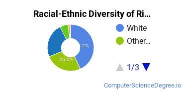 Racial-Ethnic Diversity of Richmond Community College Undergraduate Students