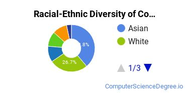 Racial-Ethnic Diversity of Computer Science Majors at Stanford University