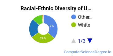 Racial-Ethnic Diversity of UOPX - Arizona Undergraduate Students