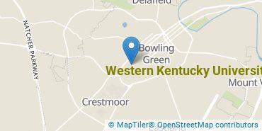 Location of Western Kentucky University