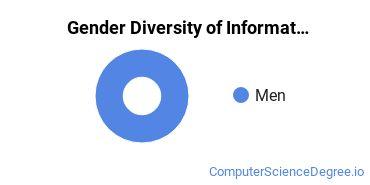 Informatics Majors in AL Gender Diversity Statistics