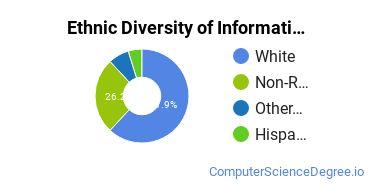 Informatics Majors in IA Ethnic Diversity Statistics