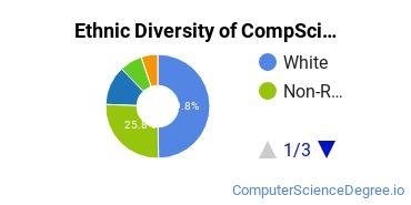 Computer Science Majors in KS Ethnic Diversity Statistics