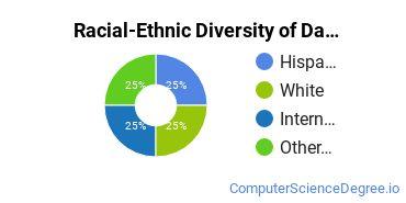 Racial-Ethnic Diversity of Data Processing Graduate Certificate Students